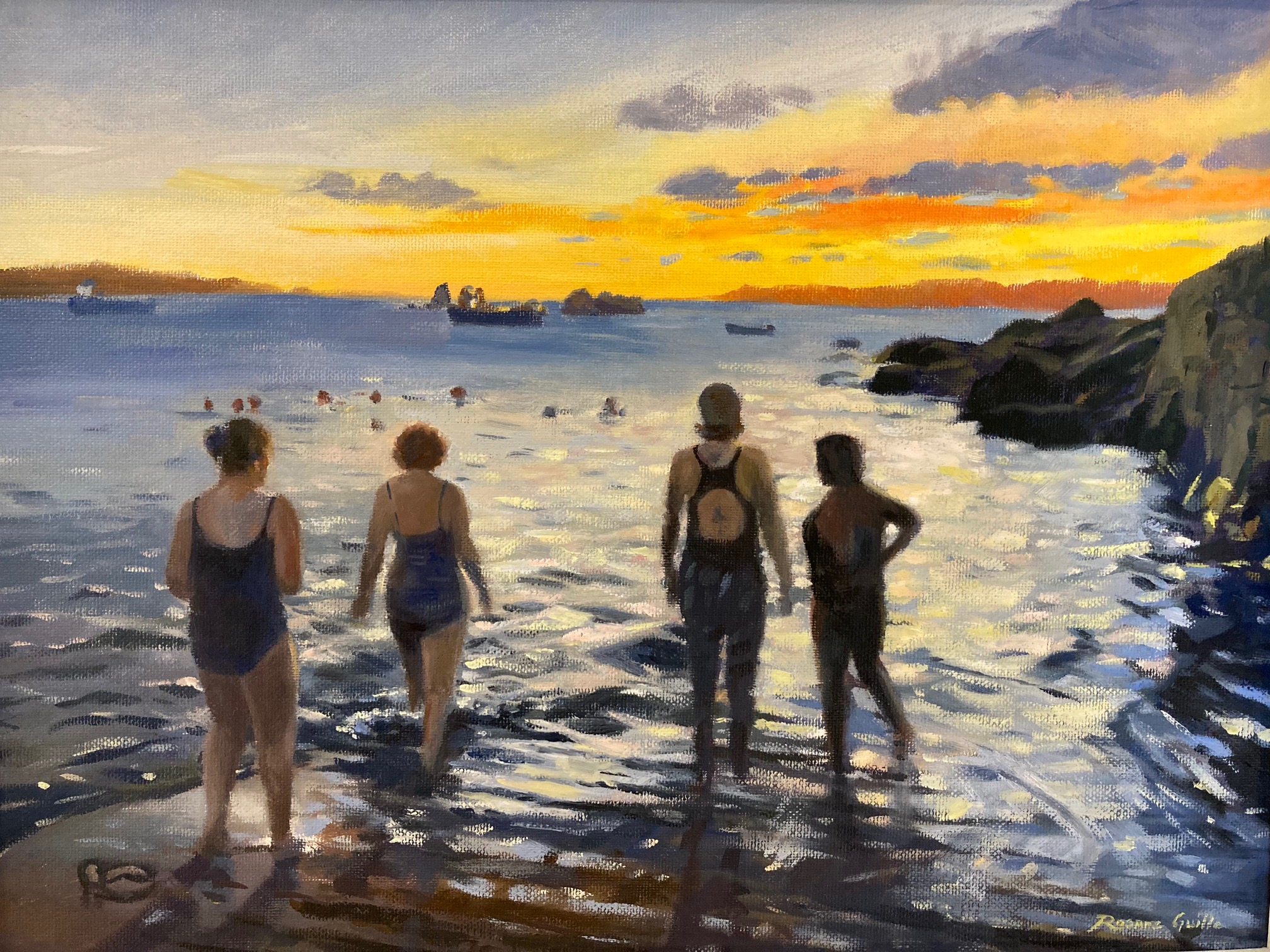 Guernsey swim all seasons